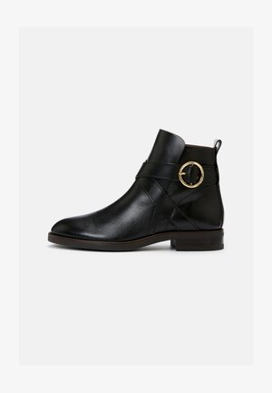 LYNA - Classic ankle boots - black