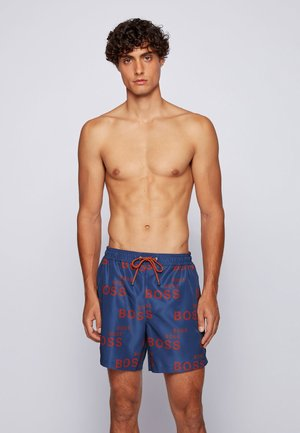 RAYFISH - Swimming shorts - open blue