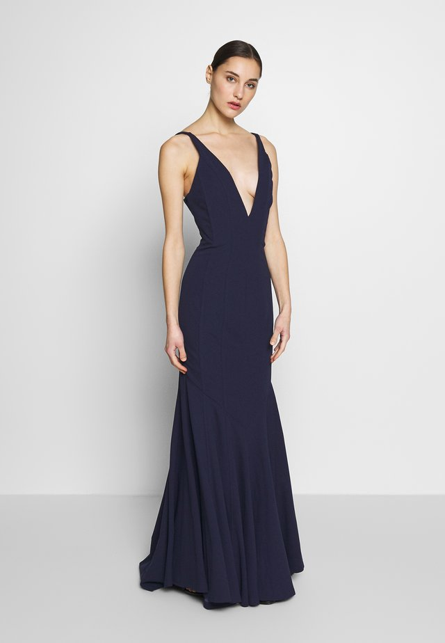 DYLAN DRESS - Occasion wear - navy