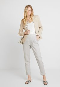 White Stuff - MAISON TROUSER - Trousers - grey - 1