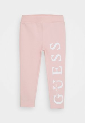 TODDLER PUNTO MILANO ICON - Legging - pink sky
