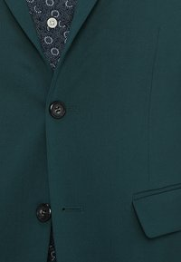 Lindbergh - PLAIN MENS SUIT - Kostuum - dark green - 8