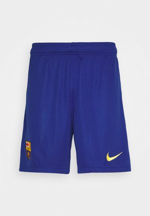 FC BARCELONA SHORT HA - Sports shorts - deep royal blue/varsity