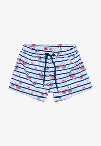 Sunuva - STRIPE WATERMELON WHALE SWIM  - Swimming shorts - multi - 3