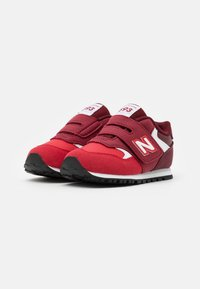 New Balance - IV393TRD UNISEX - Sneakers basse - classic red - 1