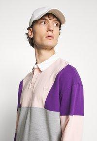 YOURTURN - UNISEX - Polo shirt - mottled grey - 3