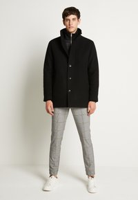 Jack & Jones - JJDUAL JACKET - Classic coat - black - 2