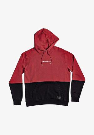 Hoodie - RACING RED