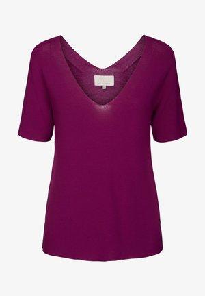 BEX  - Basic T-shirt - fuchsia
