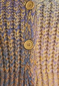 MAMALICIOUS - MLKIA CROPPED CARDIGAN - Jumper - riviera/multicolor - 2