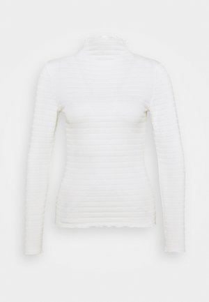 BYSALONA - Long sleeved top - off white