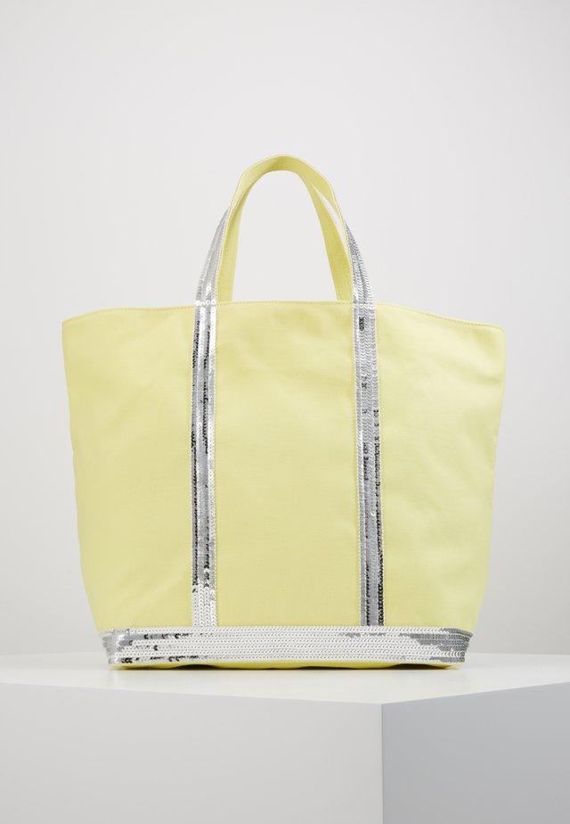 CABAS MOYEN - Tote bag - jaune citron