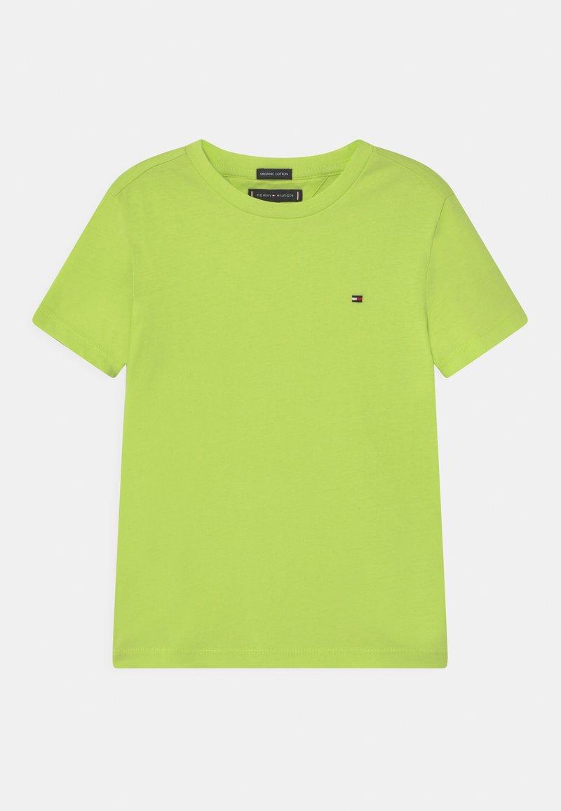 Tommy Hilfiger - ESSENTIAL - Basic T-shirt - sour lime