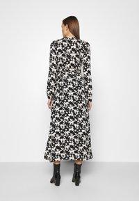 Fabienne Chapot - NATASJA DRESS - Maxi dress - black/warm white - 2
