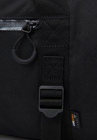 adidas Originals - UNISEX - Sports bag - black - 5