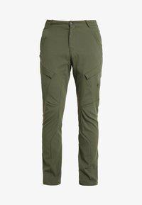 Mammut - ZINAL PANTS MEN - Pantalones montañeros largos - iguana - 5