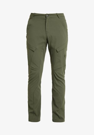 ZINAL PANTS MEN - Ulkohousut - iguana