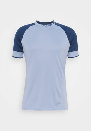 CHALLENGER TRAINING  - Print T-shirt - washed blue