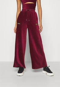 Ellesse - VALERIE - Trousers - burgundy - 0