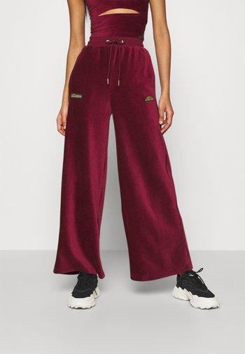 VALERIE - Pantalones - burgundy