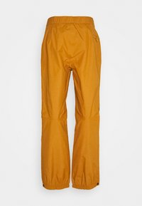 The North Face - UP & OVER PANT TIMBER - Spodnie narciarskie - tan/black - 1