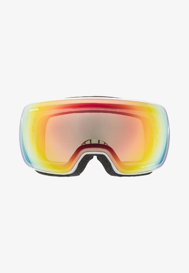 COMPACT V - Ski goggles - white (s55014210)