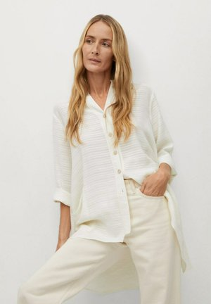 ANI-A - Button-down blouse - offwhite