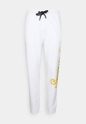 UNISEX - Pantalon de survêtement - white