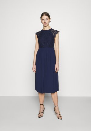 YUINN MIDI DRESS - Cocktail dress / Party dress - navy