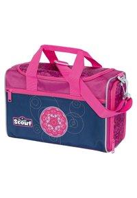 Scout - SAFETY LIGHT SUNNY SET  - Set zainetto - pink mandala - 4