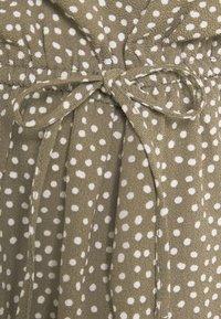 Vero Moda - SASHA BALI  SHORT DRESS - Day dress - bungee cord/henna - 2