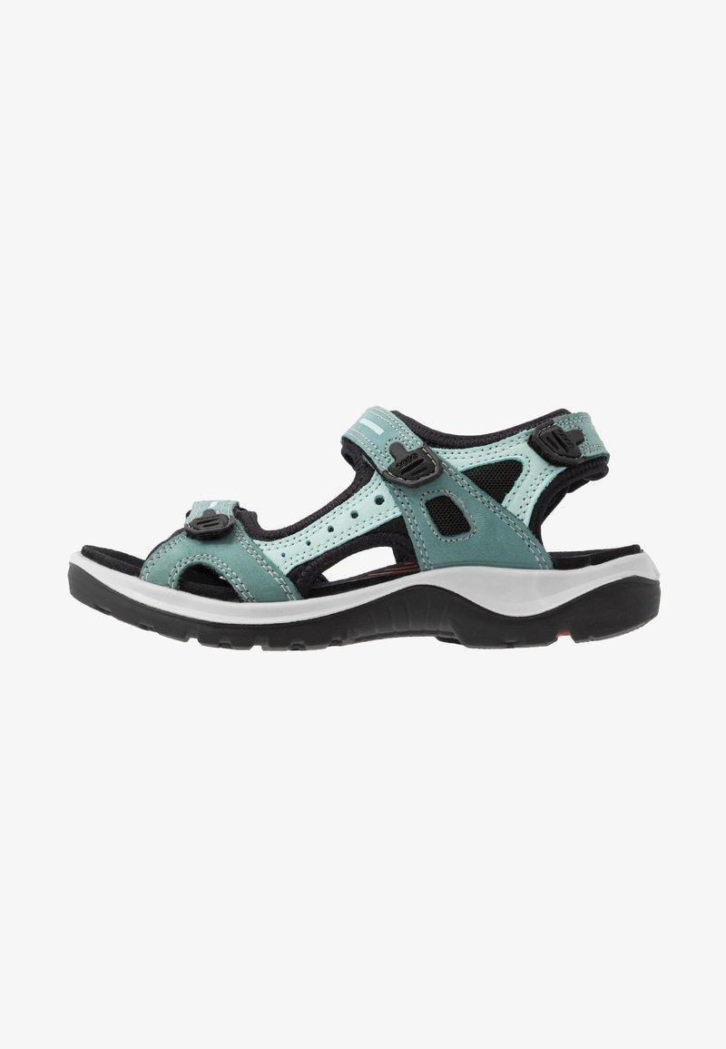 ECCO - OFFROAD - Walking sandals - trellis/eggshell blue