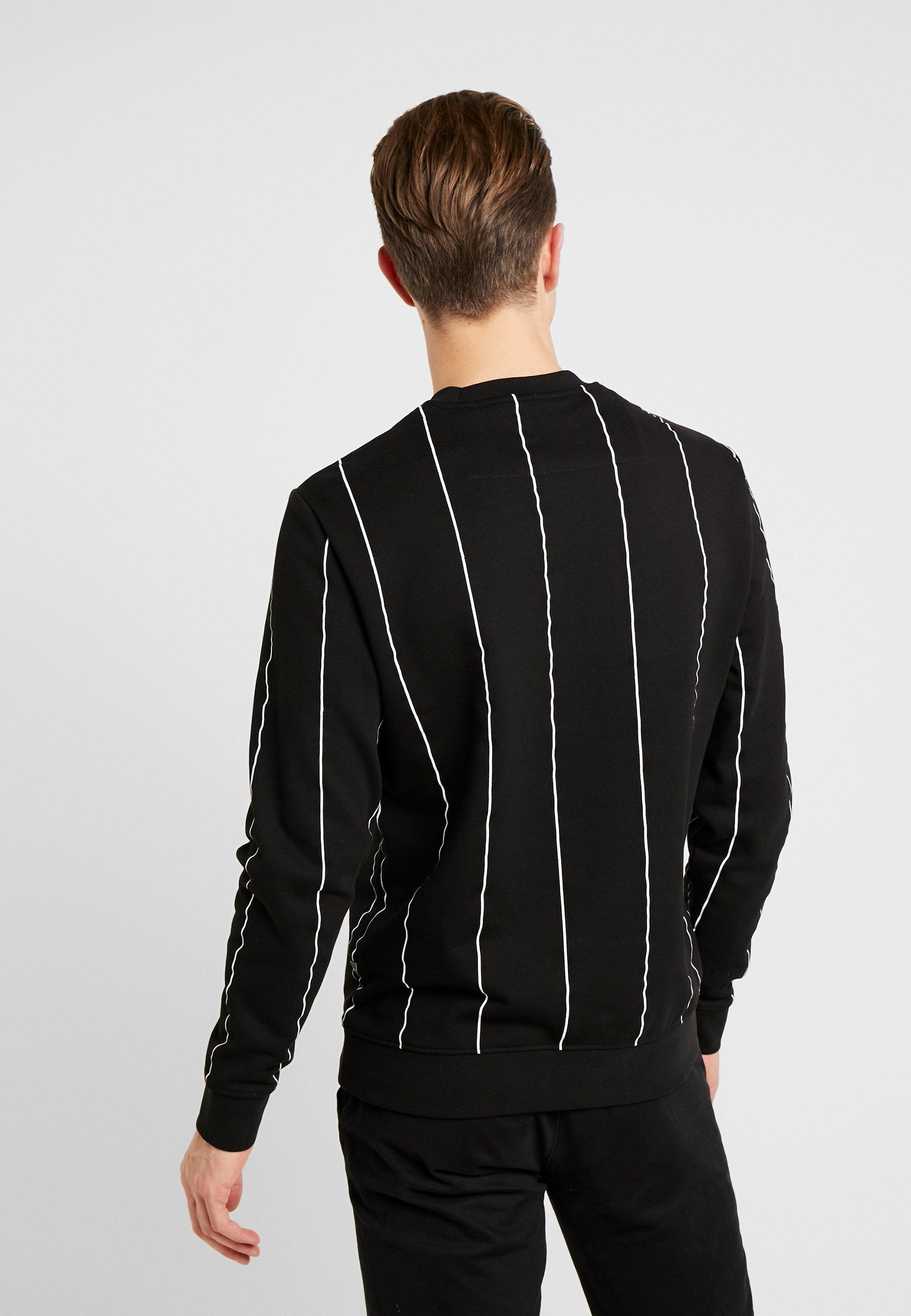 Yksinomainen Miesten vaatteet Sarja dfKJIUp97454sfGHYHD Guess Collegepaita black