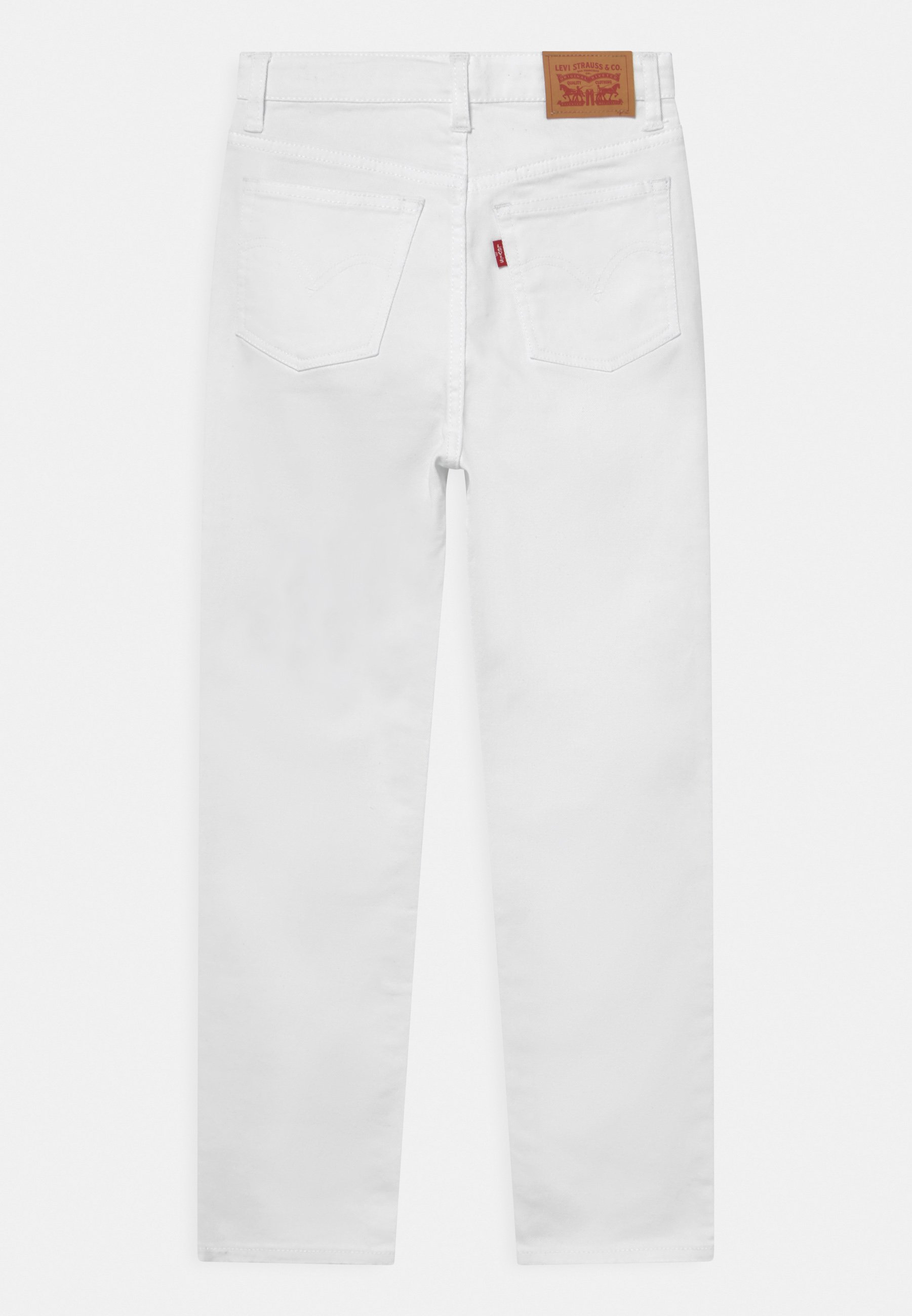 Kids RIBCAGE ANKLE STRAIGHT - Straight leg jeans