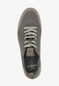 Sansibar Shoes - SANSIBAR SHOES SNEAKER - Trainers - mittelgrau 32 - 1