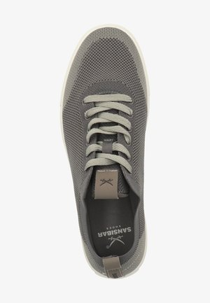 SANSIBAR SHOES SNEAKER - Sneakers basse - mittelgrau 32