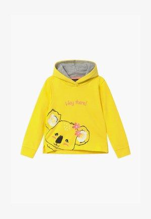 HAPPY KOALA - Hoodie - gelb