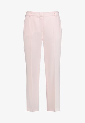 Trousers - pastel rose