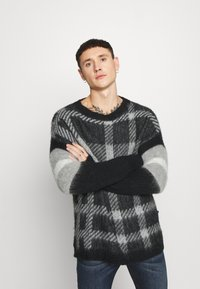 Be Edgy - CARON - Pullover - black - 0