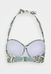 Esprit - PANAMA BEACH - Bikinitop - light khaki - 1