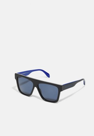 UNISEX - Sunglasses - black/blue