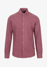 Scalpers - Shirt - burgundy - 4