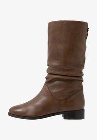 Dune London - ROSALINDA - Vysoká obuv - tan - 1