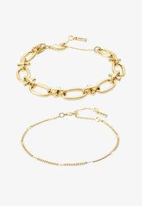 Pilgrim - BRACELET EXCLUSIVE WISDOM 2 PACK - Bracelet - gold-coloured - 2