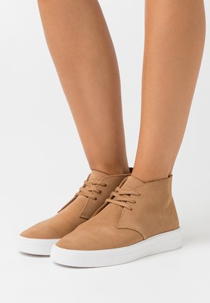 HERO  - Ankle boots - tan