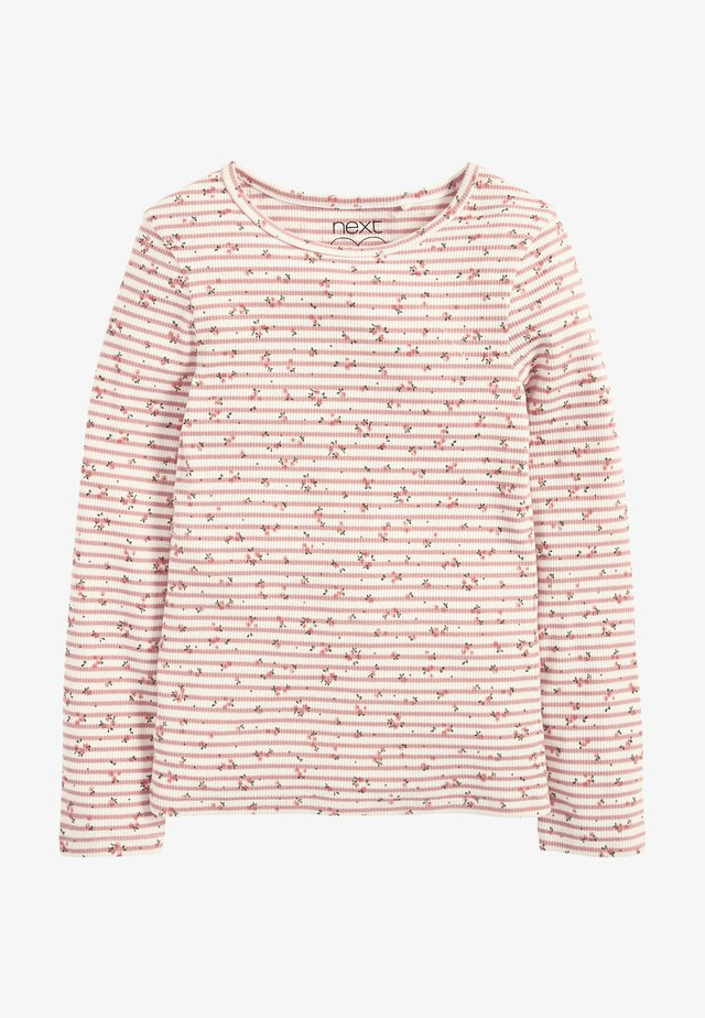 LONG SLEEVE - Long sleeved top - light pink