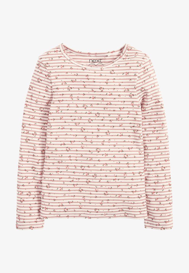 Next - Long sleeved top - light pink