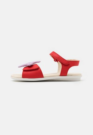 TWINS - Sandalen - bright red