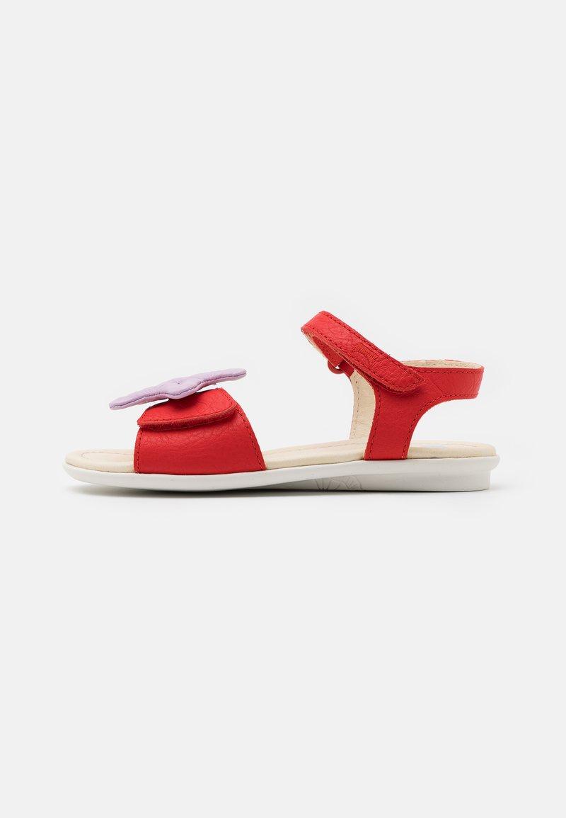 Camper - TWINS - Sandaler - bright red