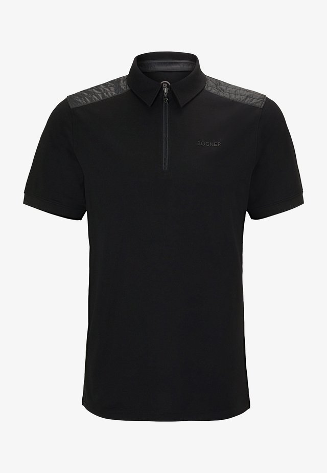 AVON-3 - Polo shirt - black